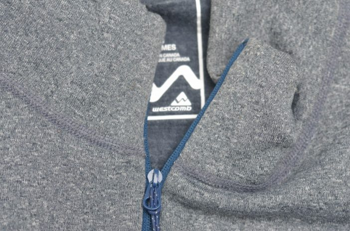 Westcomb Stratum Zip with Polartec Power Wool Review