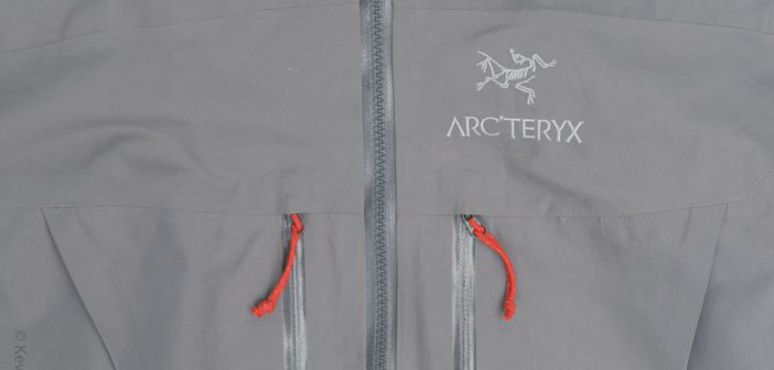 New and Old: The Arc'teryx Alpha SV in Pictures