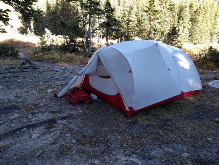 MSR Mutha Hubba NX3 Tent