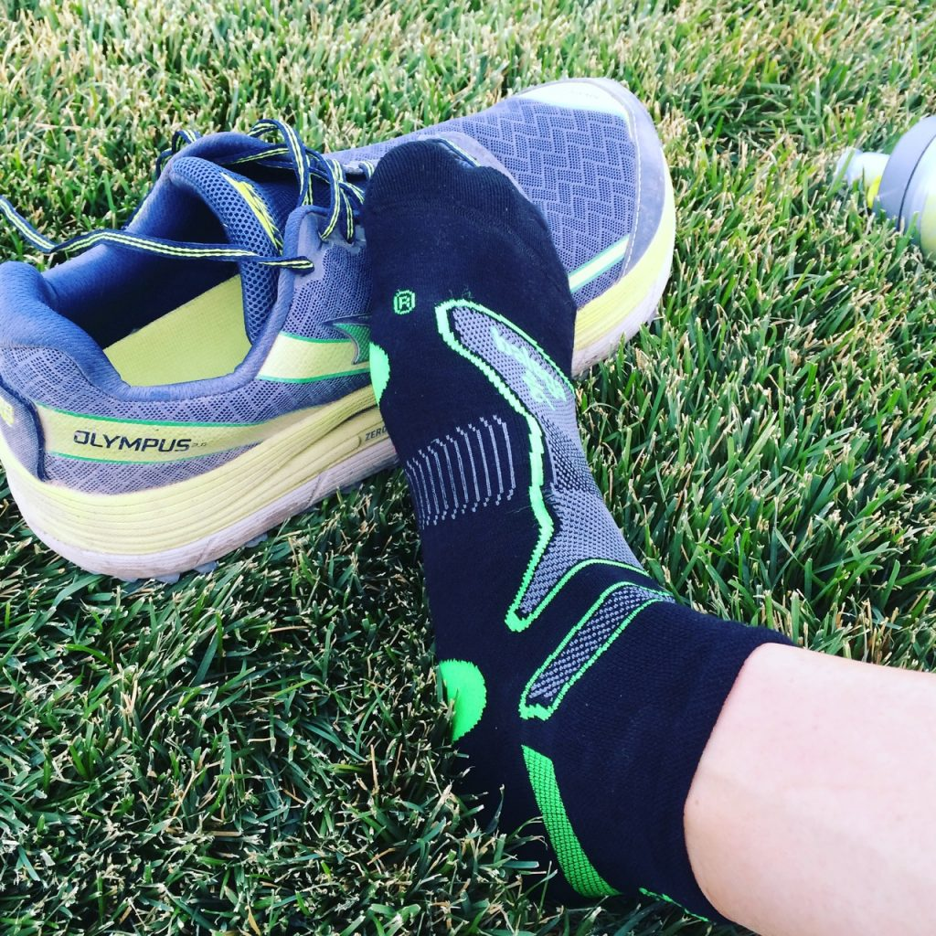Pro Tip: Put your right sock on your right foot.