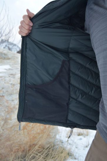 Big Agnes Shovelhead Down Jacket Review