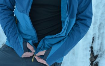 Rab Alpha Direct Jacket with Polartec and Pertex