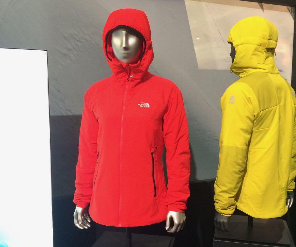 north face ventrix hoodie
