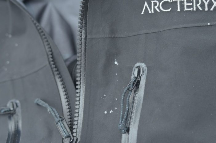 Arc'teryx Alpha SV Shell Review
