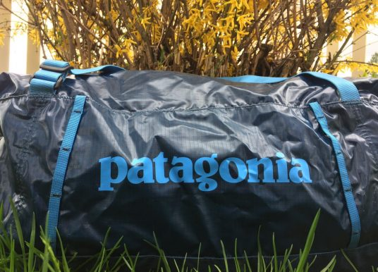 Review: Patagonia Lightweight Black Hole Duffel 45L