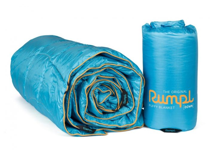 Rumpl Down Blanket