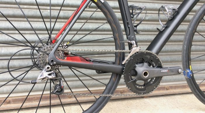 SRAM Red HRD Groupset