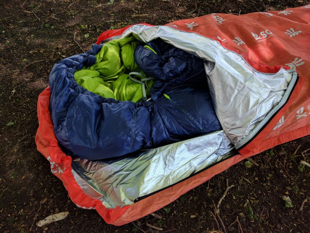 SOL Escape Pro Bivy Review