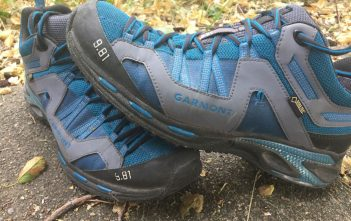 Garmont 9.81 Trail Pro II GTX Shoe Review