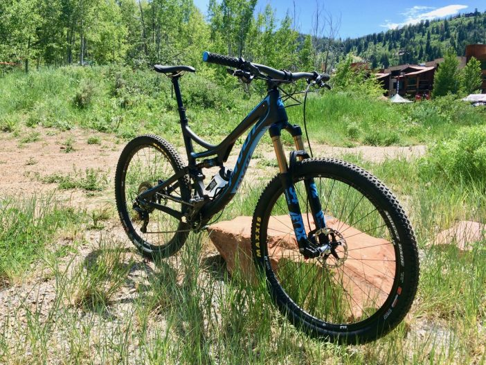 2018 Pivot Mach 4 Carbon Review