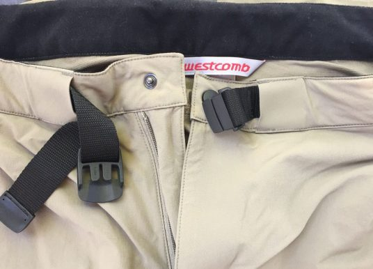 Review: Westcomb Mojave Shorts