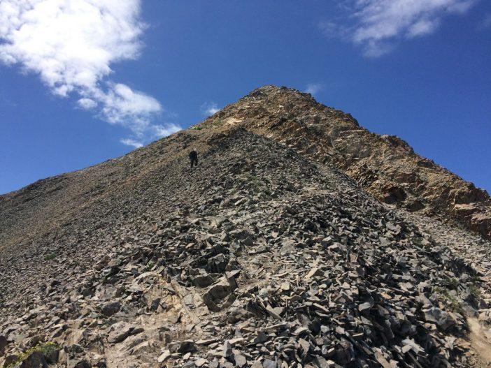 Hiking Mt Nebo