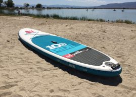 Review: Red Paddle Co 10'6″ Ride MSL SUP