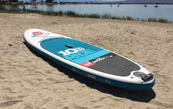 "Red Paddle Co 10'8"" MSL SUP Review"