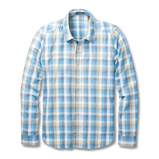Toad&Co Ventilair LS Shirt Review