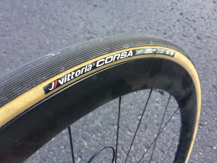 Vittoria Corsa G+ Clinchers Review