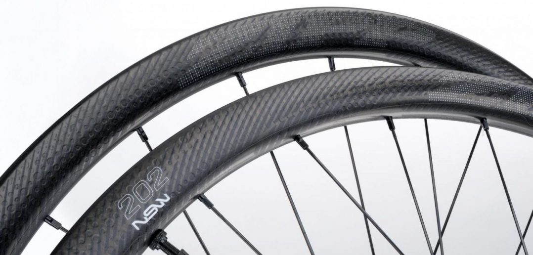 Zipp 202 NSW Tubeless Disc Brake