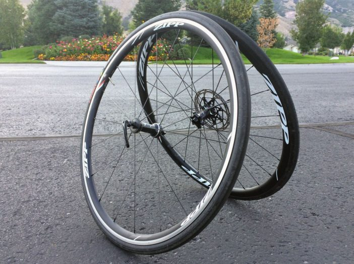 Zipp 30 Course Rim Disc Front Wheel