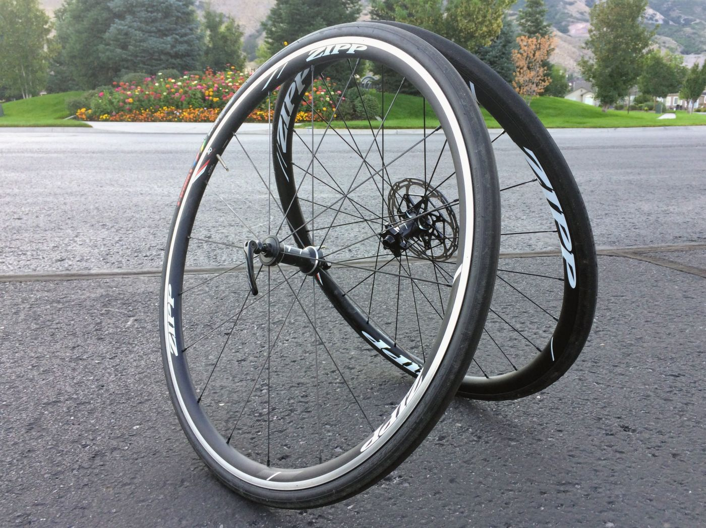 Zipp 30 Course Rim Brake Wheel