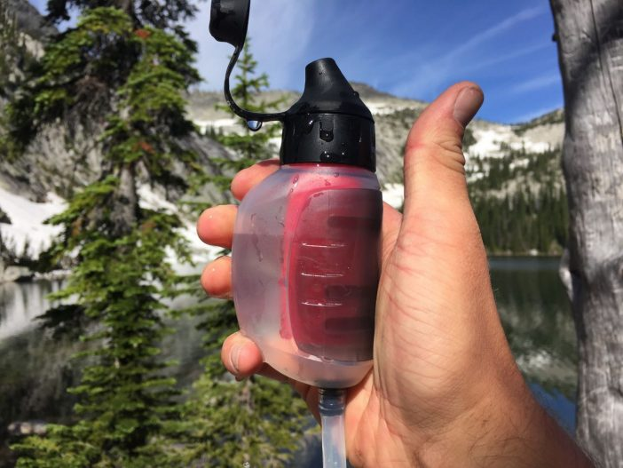 MSR TrailShot Pocket Water Filter Review