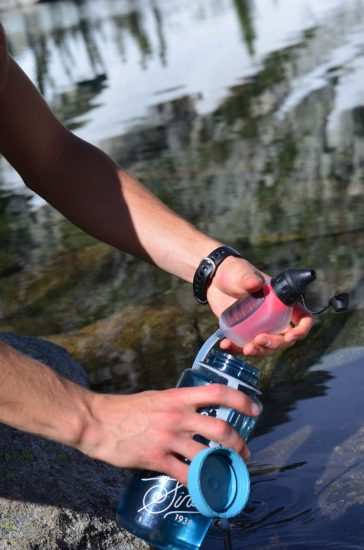 Mountain Safety Research TrailShot Pocket Water Filter Review