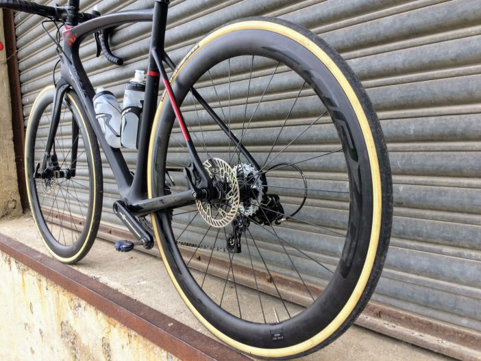 Ridley Forza R45-19C Wheelset Review
