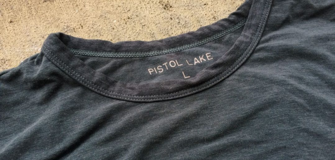 Pistol Lake Eudae Shirt