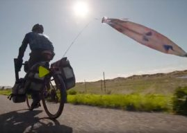 Water Cycle Film Project Mixes Bikepacking and Fishing