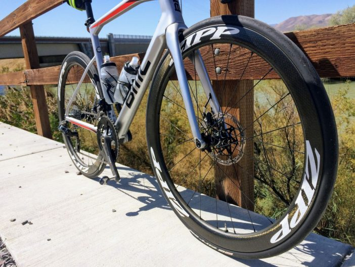 Zipp 303 Tubeless Disc Brake Review