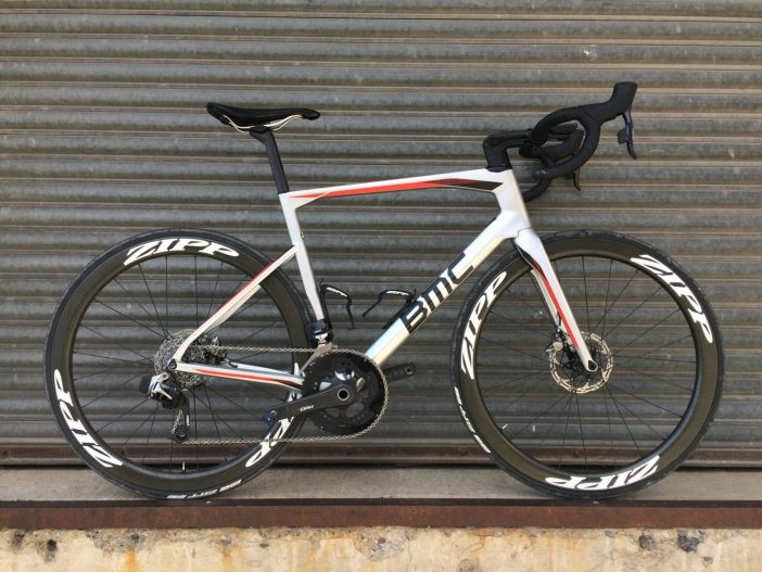 BMC Roadmachine 01 eTap Review