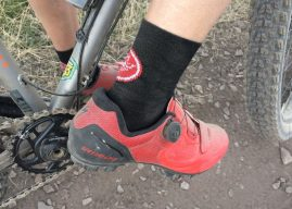 The Cozy Castelli Merino 9 Wool Socks