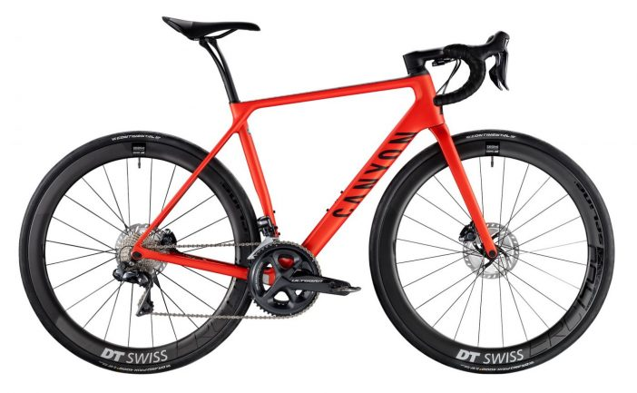 Canyon Endurace CF SLX Disc