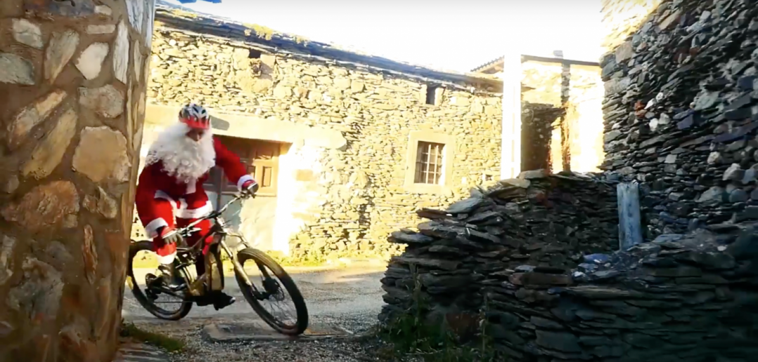 Merry Christmas from our favorite bike companies!