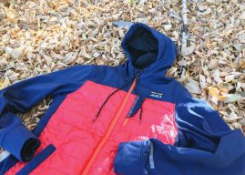 Pearl Izumi Versa Quilted Hoodie Review