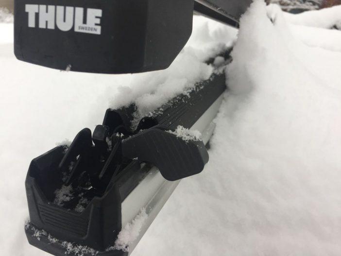 Thule SnowPack Extender Ski Rack Review