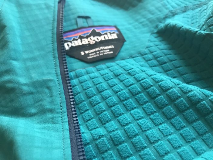 Review: Women's Patagonia TechFace Hoody