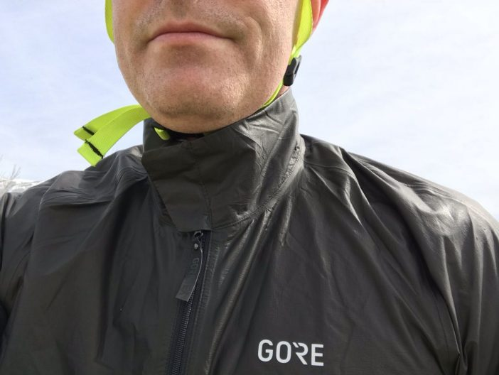 Gore C5 Shakedry 1985 Jacket Review