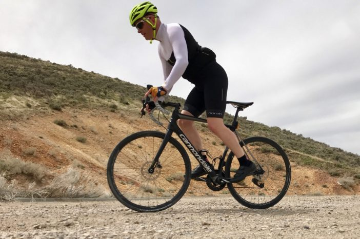 Lezyne Laser Drive Review - Cannondale Synapse