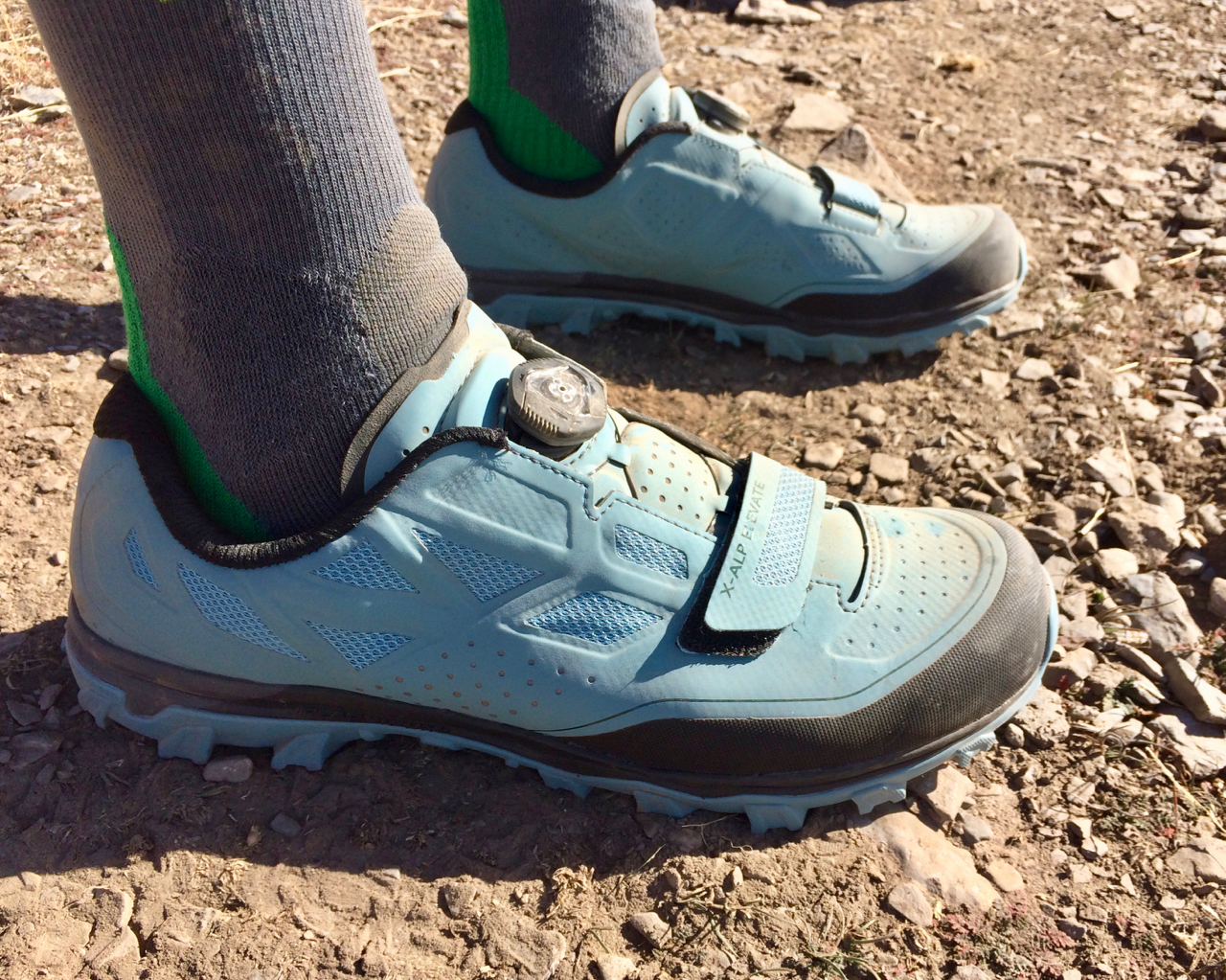 PEARL IZUMI Womens W X-alp Elevate Cycling Shoe