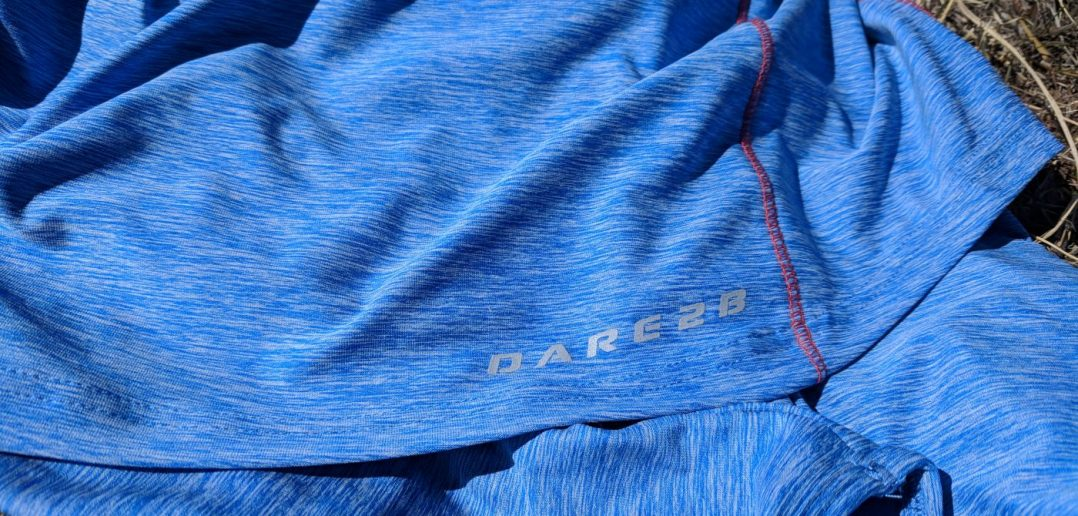 Dare 2B Shorts and Shirt Review