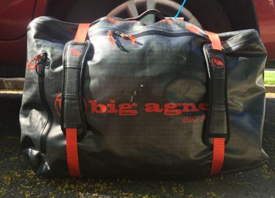 Review: Big Agnes Big Joe 110L Duffel Bag