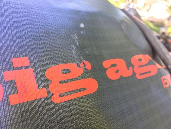 Big Agnes Big Joe 110L Duffle Bag