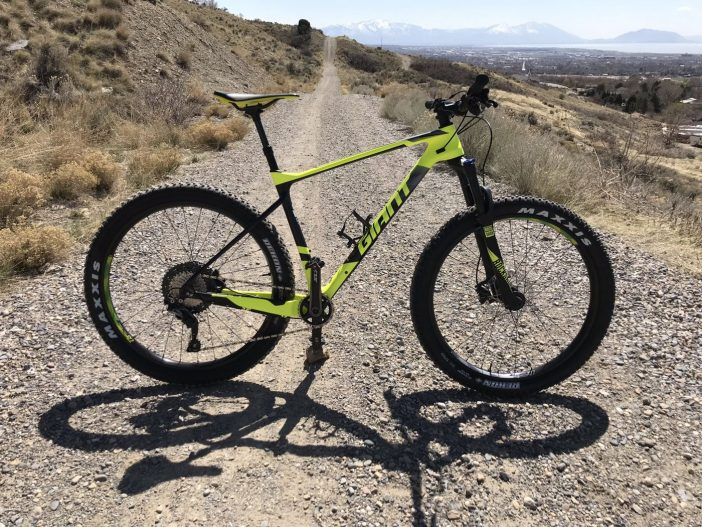 2018 Giant XTC Advanced 27.5+ 2 Review