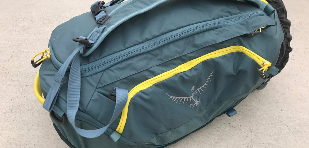 Osprey TrailKit 40L Duffel Review