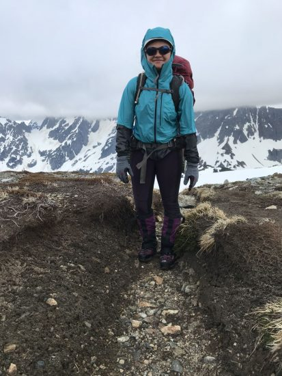 The North Face Women's Summit L5 Ultralight Storm Jacket