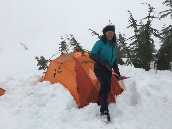 47c3f80fc Review: The North Face Women's Summit L5 Ultralight Storm Jacket ...