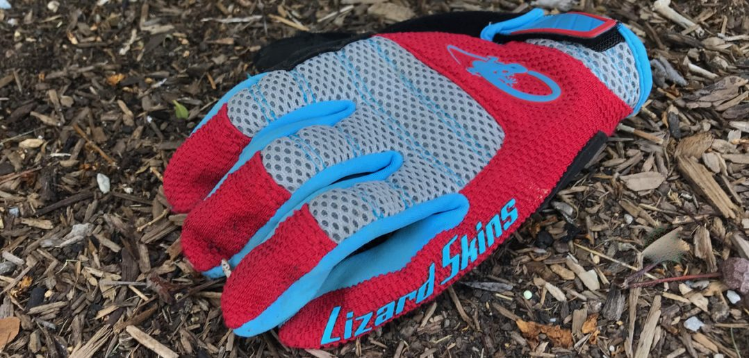 Lizard Skins Monitor AM Glove Review