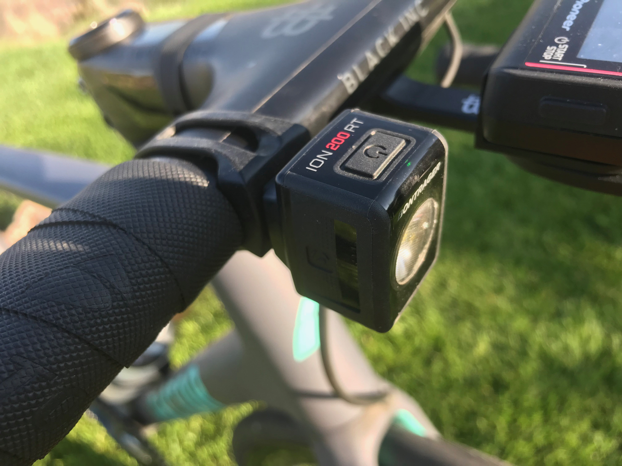 bontrager ion  Bontrager Ion 200 RT and Flare RT Review -