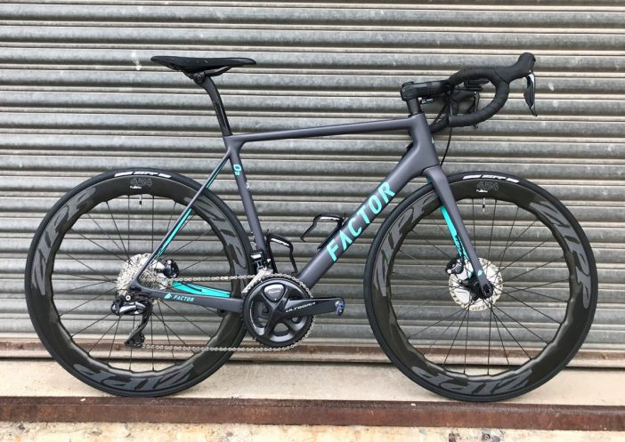 Factor O2 Disc Review