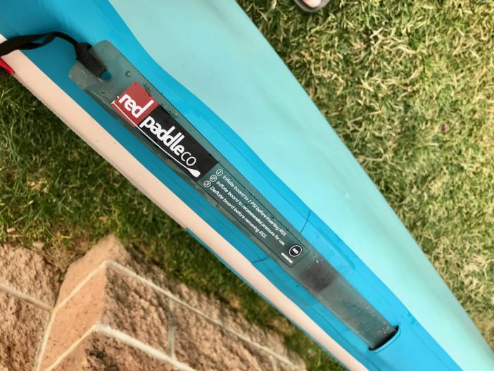 Red Paddle Co RSS Batten